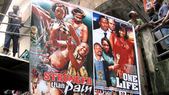 Nollywood posters